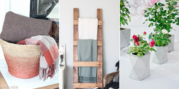 12 fabulous home decor accessories you can diy - Diy Home Decor Accessories