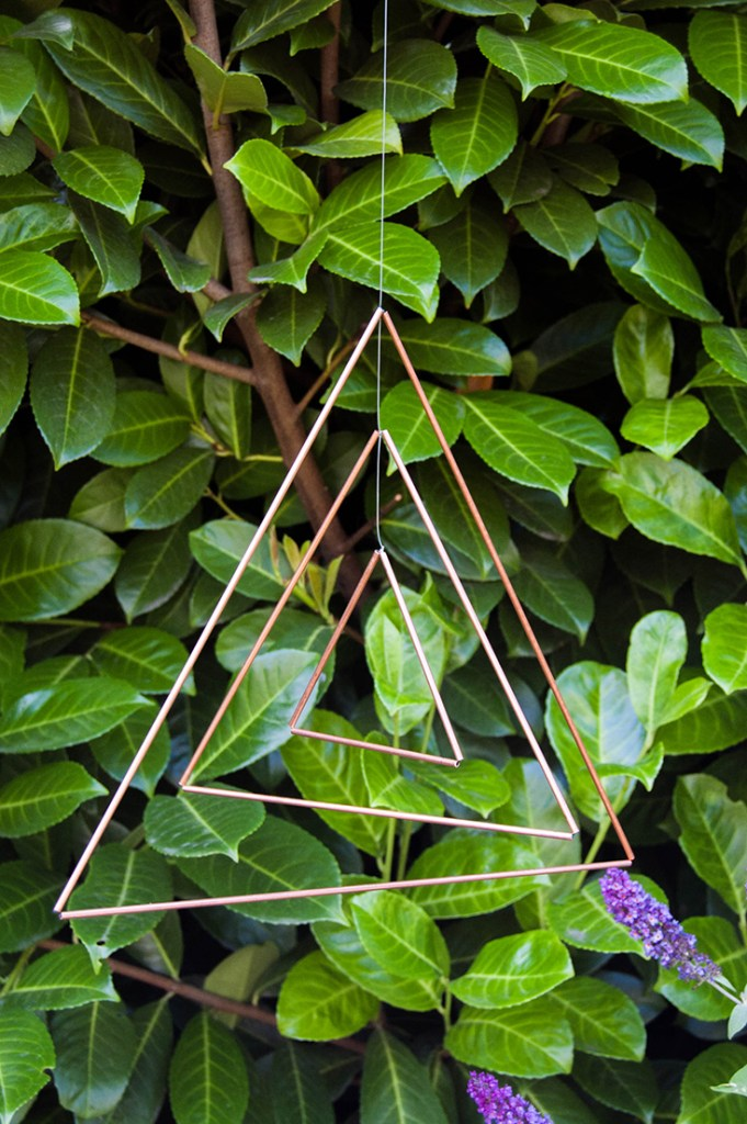 Copper Triangle Mobile