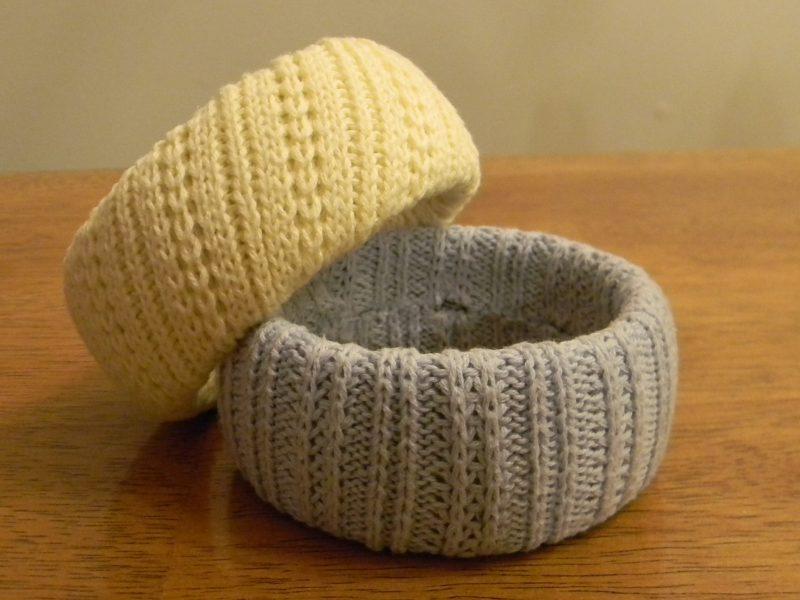 Sweater Bangles
