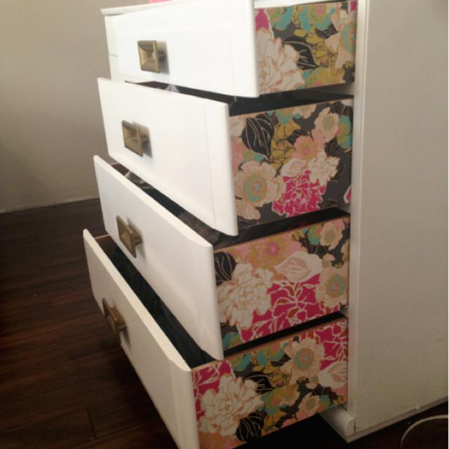 Update a dresser