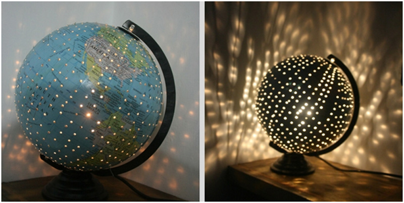 globe night light
