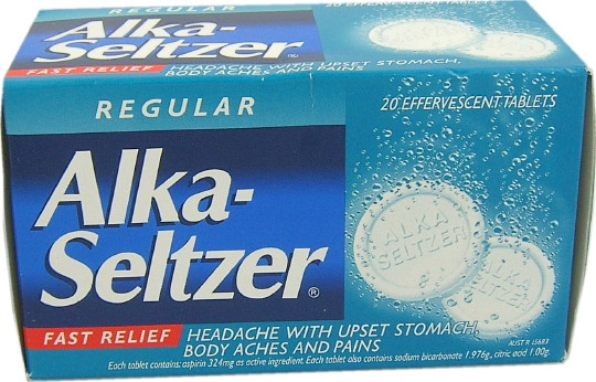 Alka Seltzer Method