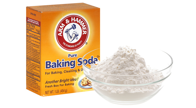 Baking Soda Method