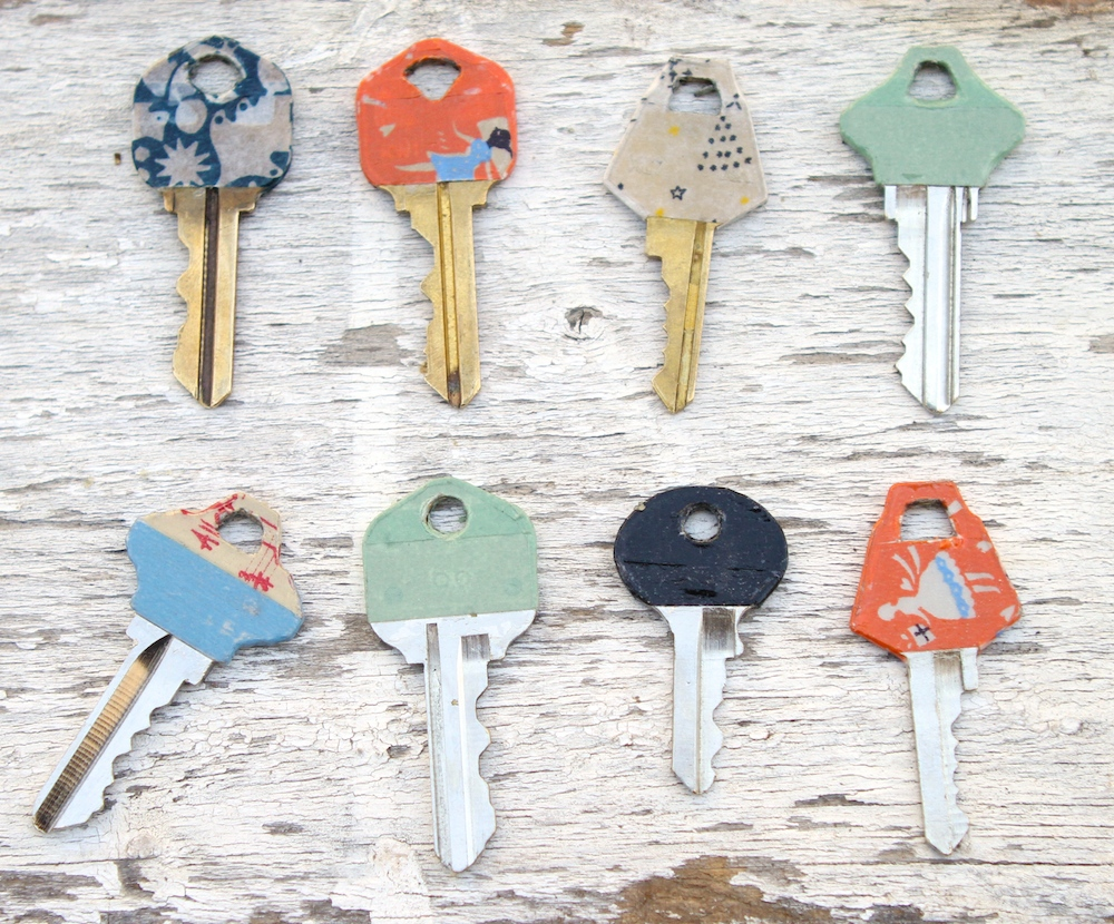 Dress up your keys