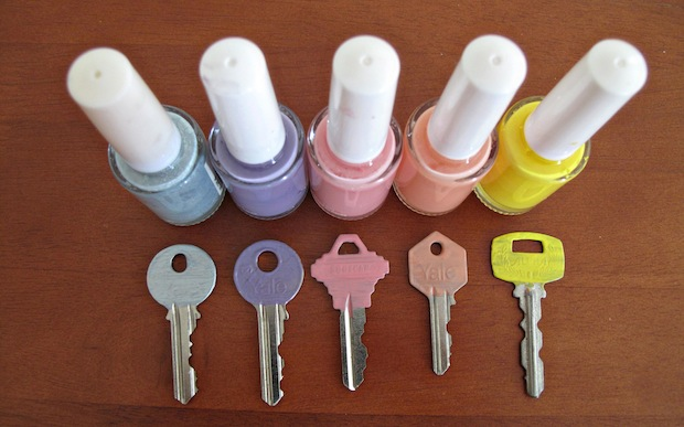 Organize Your Keys