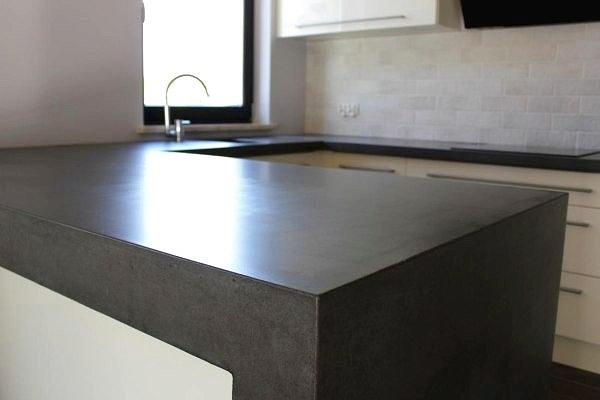 Polish Concrete Counters