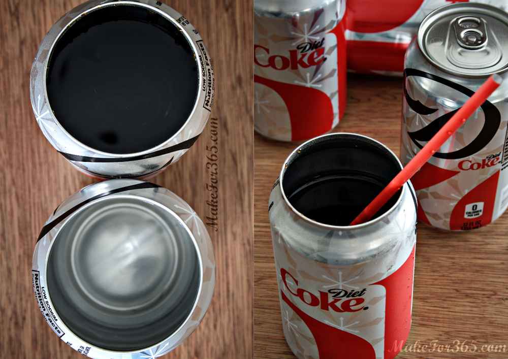 Turn Soda Cans Into Cups