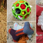 12 diy dog toys