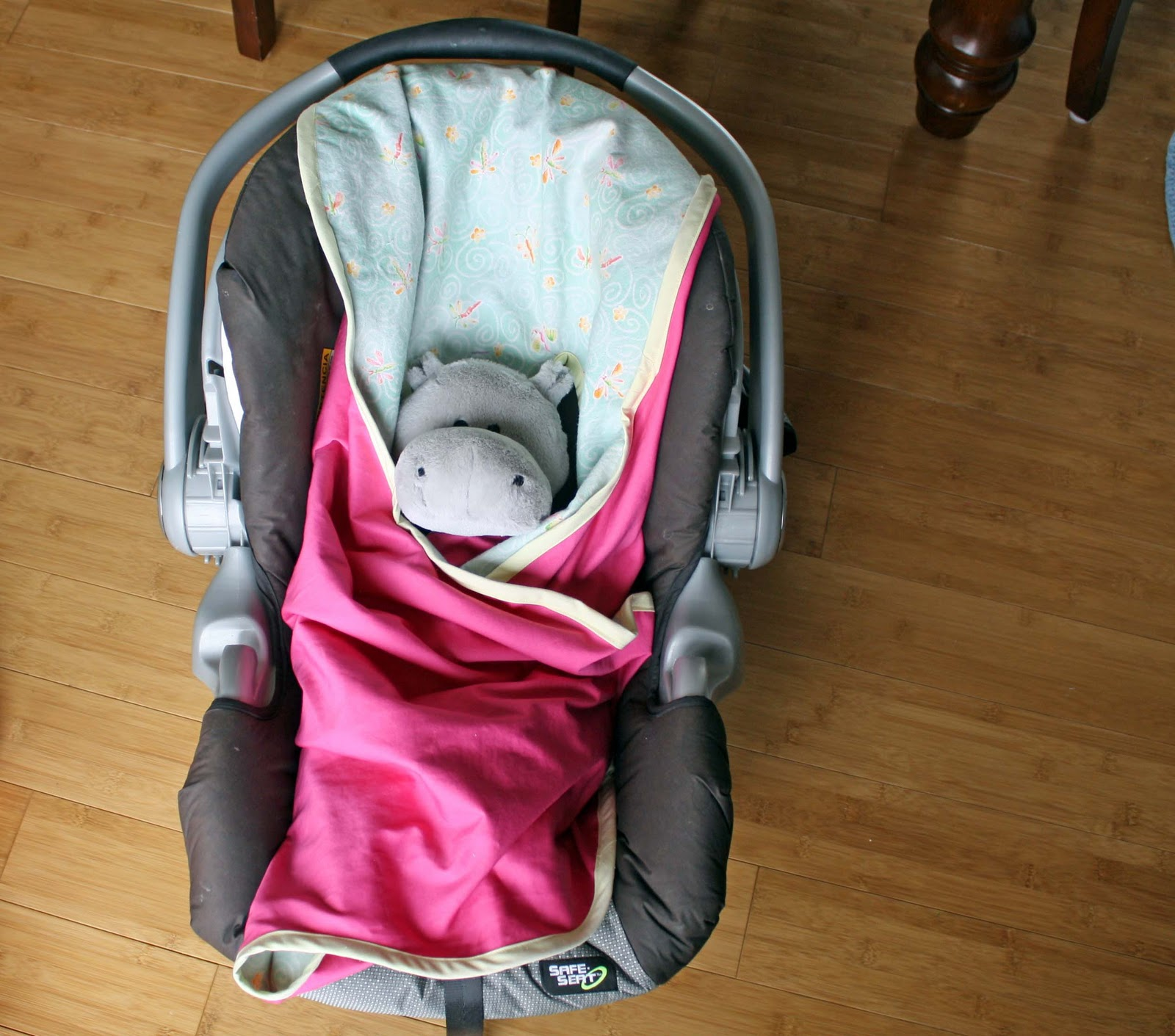 Baby Car Seat Blanket