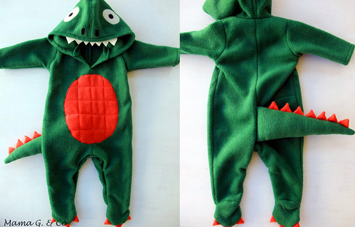 12 simple cute things you can make for a baby baby dinosaur costume solutioingenieria Image collections