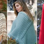 Poncho Crochet Patterns