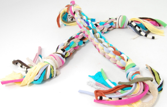T-Shirt Rope Toy