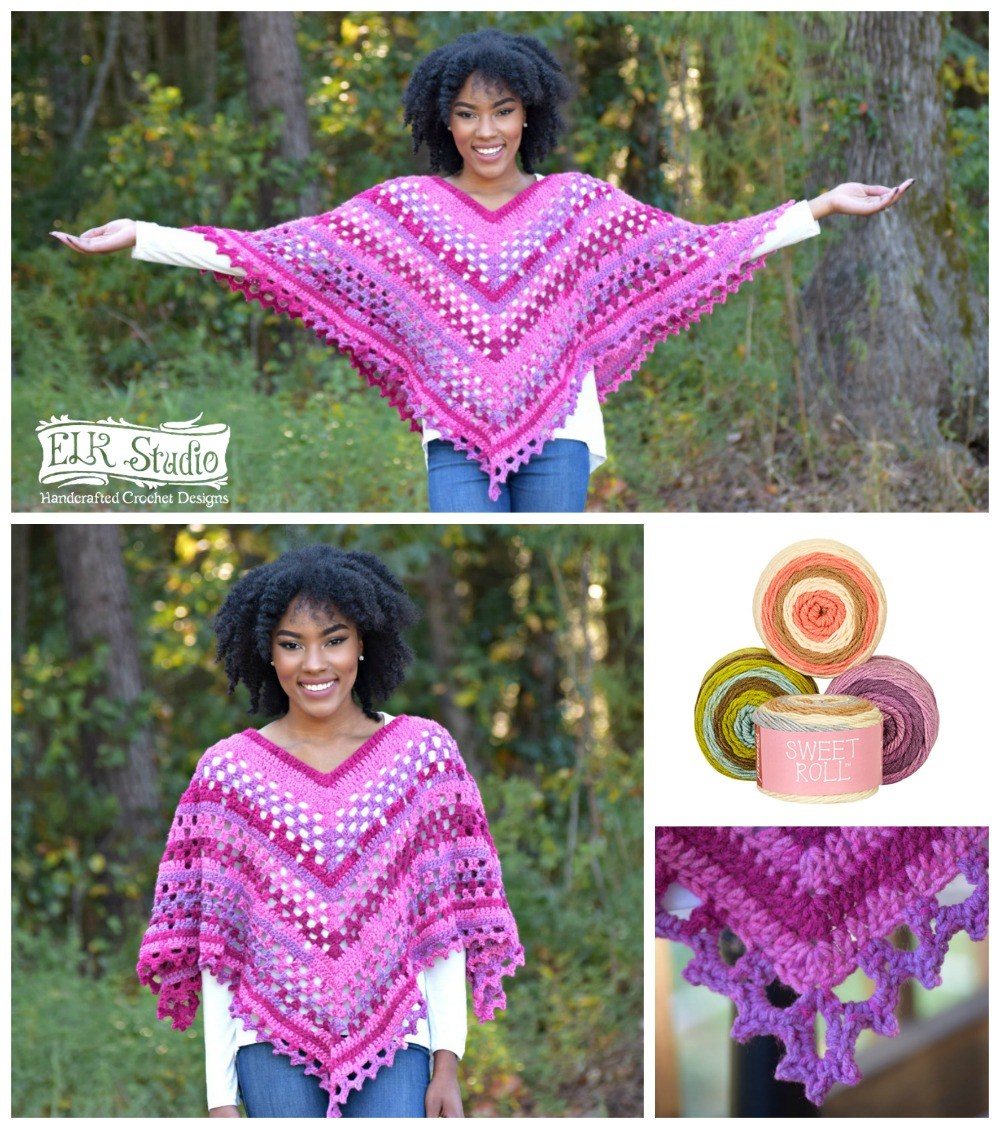 The Dixie Charm Poncho