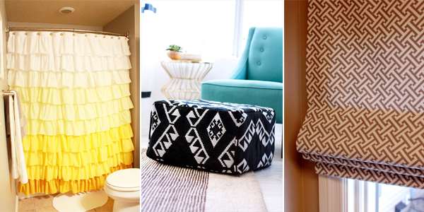 Home Decor Sewing Projects