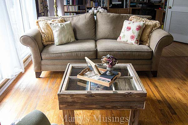 15 DIY Rustic Coffee Table Ideas