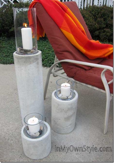 Concrete Fire Columns