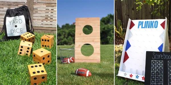 DIY Backyard Game Ideas