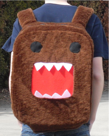 Domo-Kun Backpack