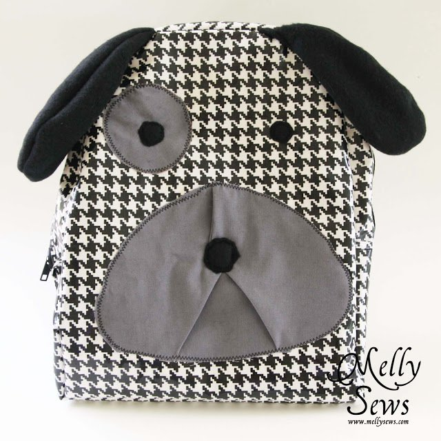 Nothing But a Hound Dog Backpack