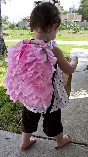 Petals Galore Backpack