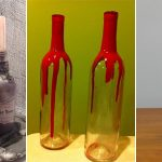 Wine Bottle Halloween Crafts