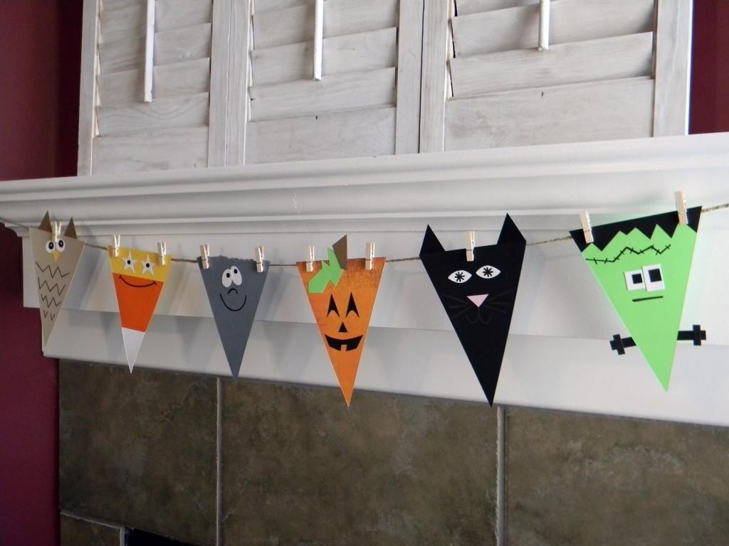 Halloween Spook Banner
