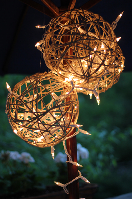 Twine Ball Lights