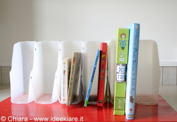 Magazine and Book Organizer