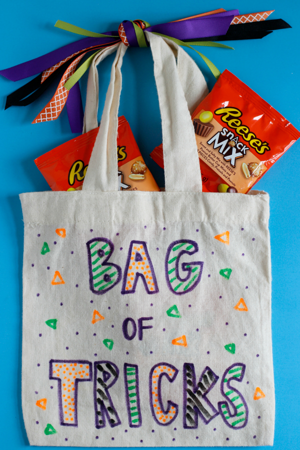 Halloween Bag of Tricks