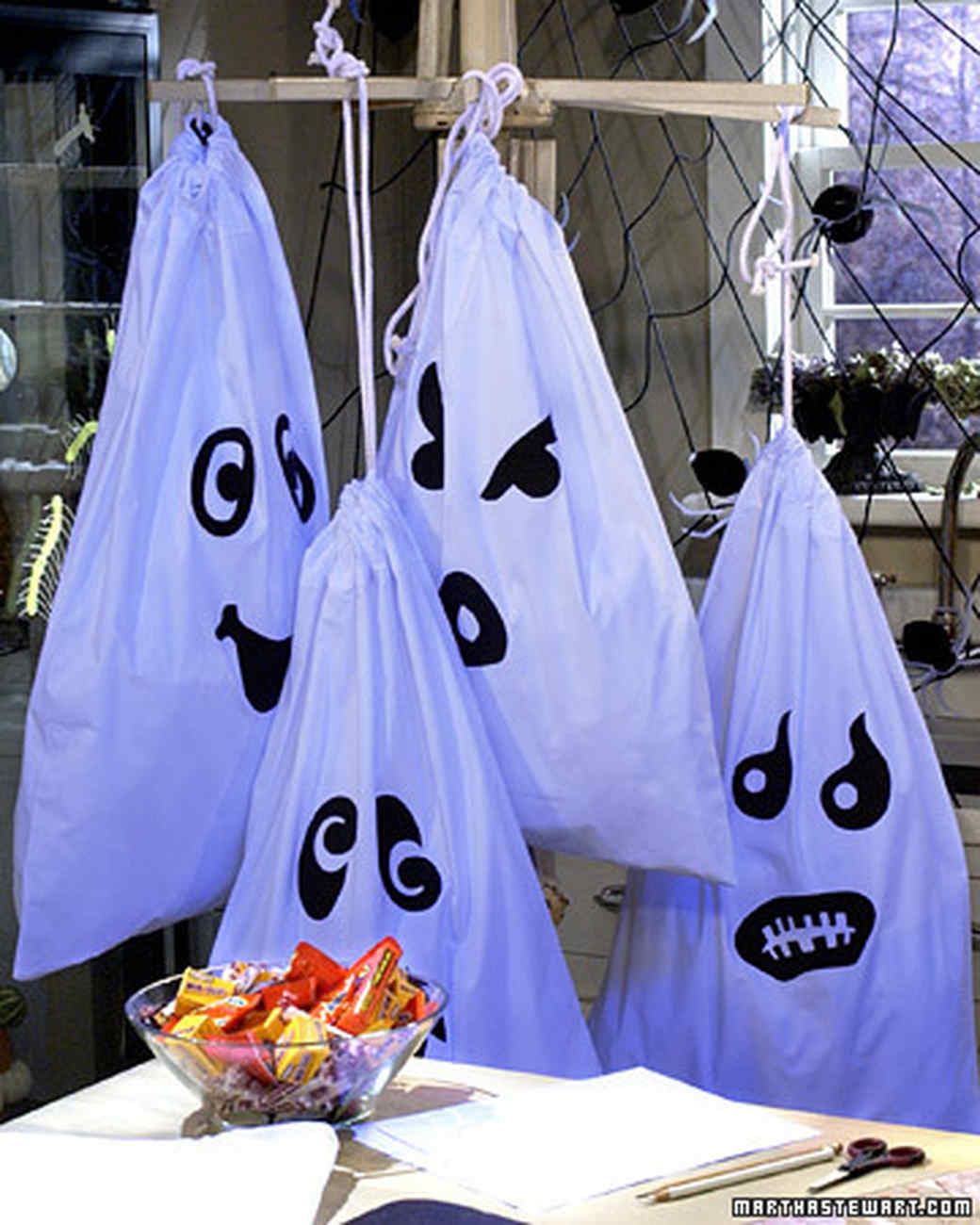 Pillowcase Trick-or-Treat Bags