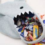 Shark Trick or Treat Bag