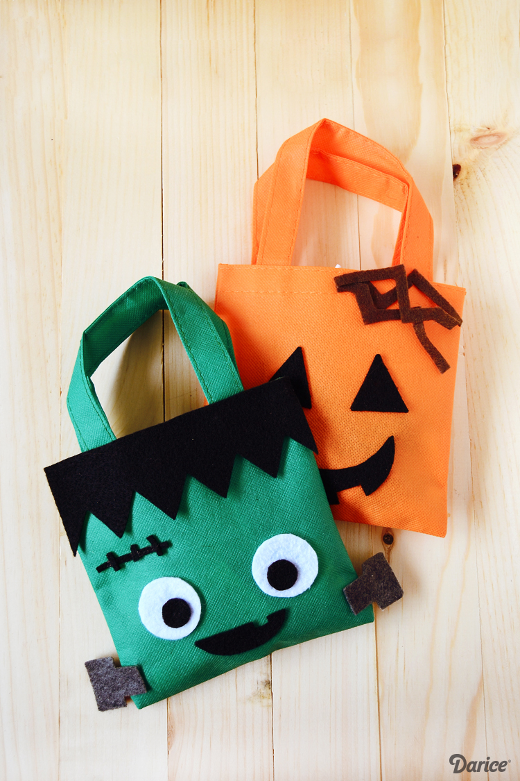 Trick or Treat Loot Bags