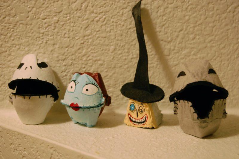 Nightmare Before Christmas characters