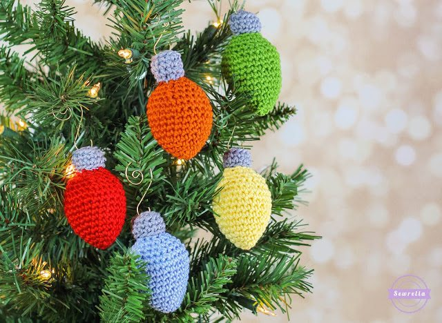 Crochet Christmas Ornaments Patterns Free.15 Free Crochet Christmas Ornament Patterns