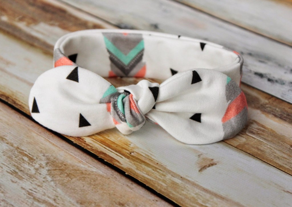 Knot Bow Headband