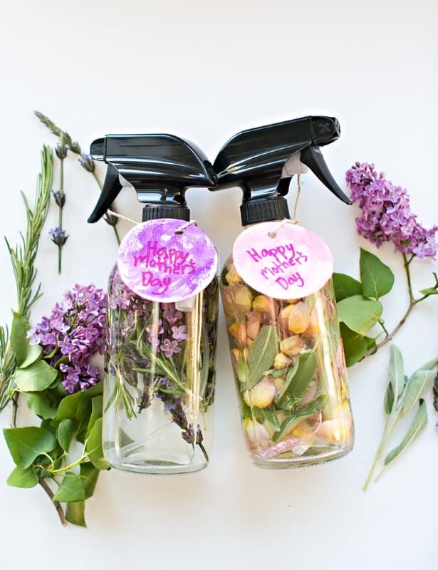 Floral Herb Perfume